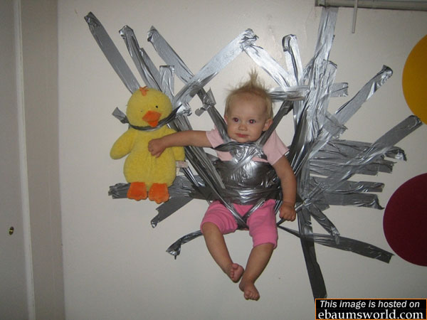 Who would do this to their kids?