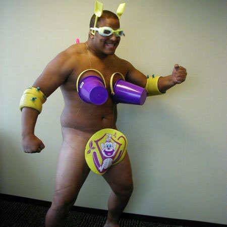 Check out the newest superhero.