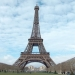 This gallery shows the complete construction of the Eiffel Tower from start to finish.