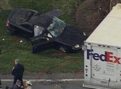FedEx Accidents - Gallery   eBaum's World