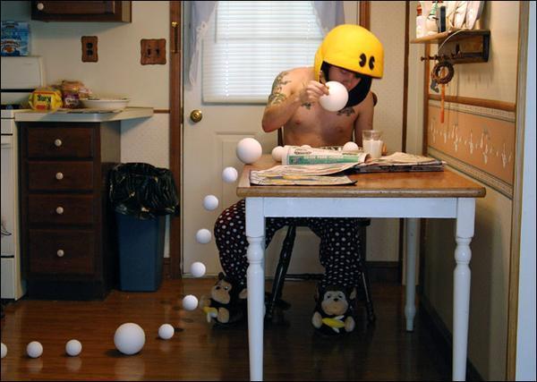 A sneak peek inside the kitchen of Pac Man