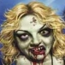 Some famous celebs as they would be if they were zombies.