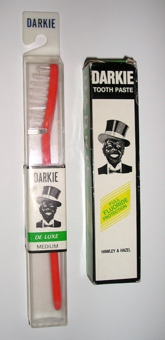 The fresh, racist brand of toothpaste.