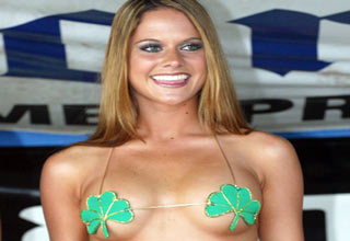 This gallery goes well with green beer or Irish whiskey. Happy St. Patrick's Day!!!