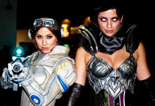 Awesome 2011 Blizzcon Attendees Costumes