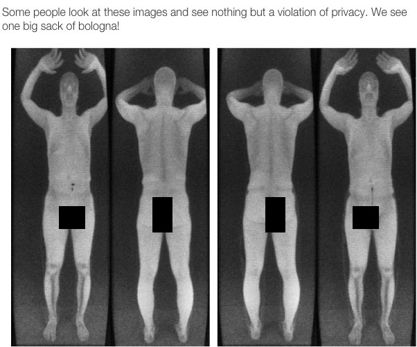 For airport scan tsa nude leaked agree