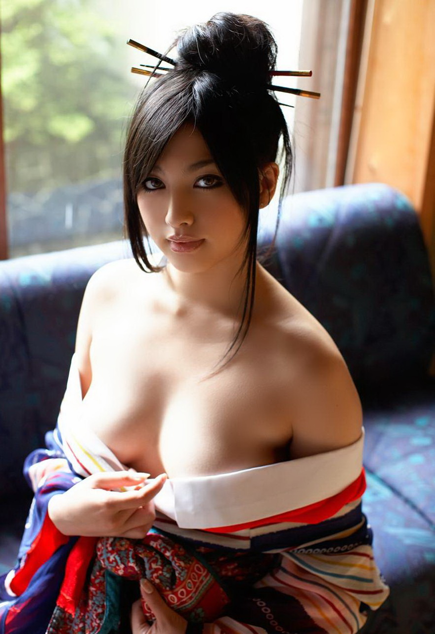 Beautiful Asian Big Tits