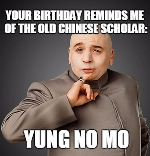 24 Happy Birthday Memes To Share With Your Friends Or Enemies Wow
