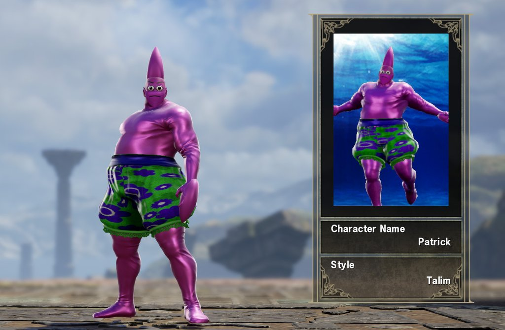 24 Times People Have Pushed Soul Calibur 6's Character Creator to