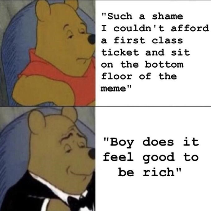 40 Tuxedo Winnie The Pooh Memes That'll Make You Feel