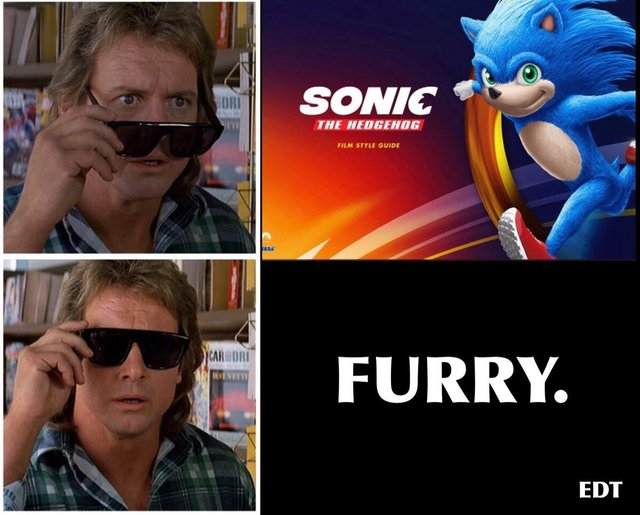44 Sonic The Hedgehog Movie Memes That Ll Make You Say Wtf Funny Gallery