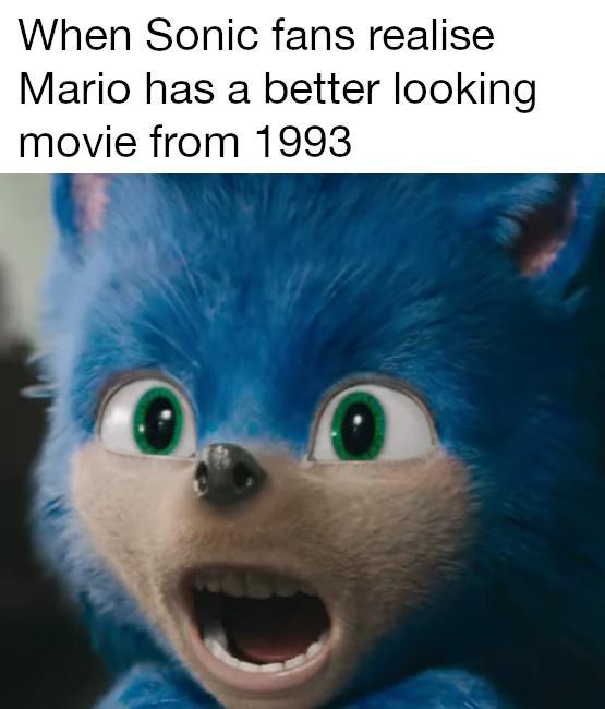 44 Sonic The Hedgehog Movie Memes That'll Make You Say WTF ...