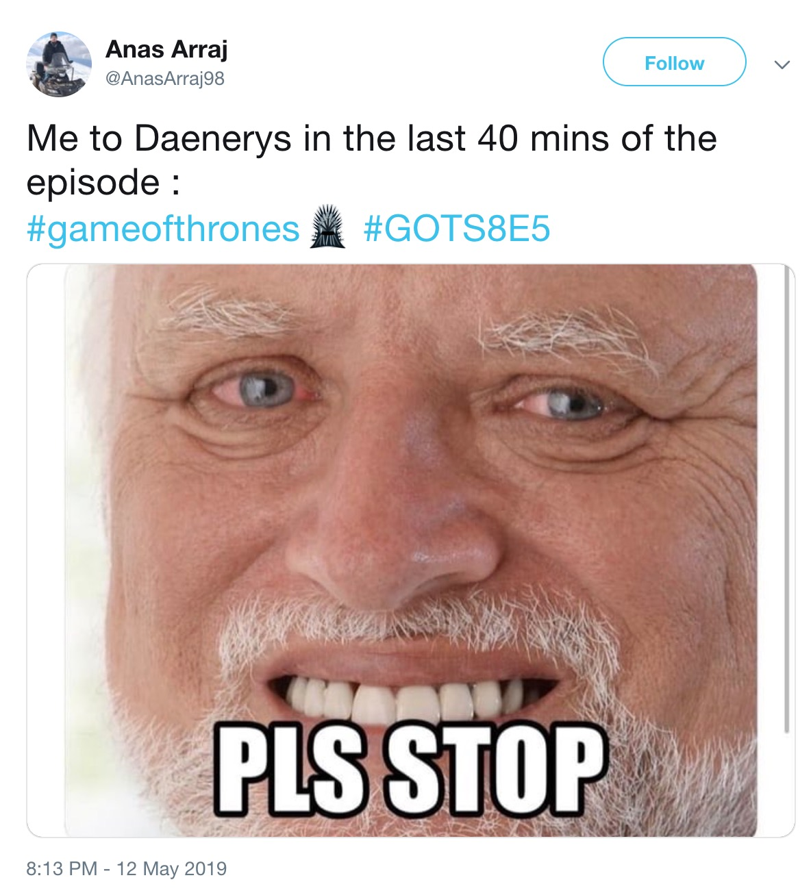 68 'Game of Thrones' Season 8 Episode 5 Memes and Reactions