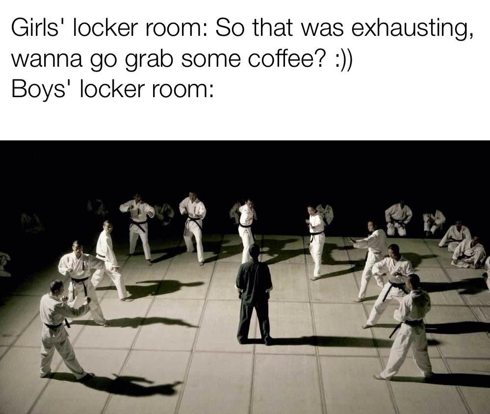 32 Boys Locker Room Memes That Are the Absolute Worst ...