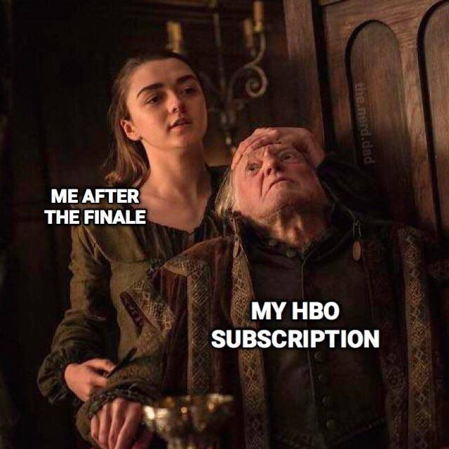 78 'Game of Thrones' Finale Memes and Reactions That Still ...