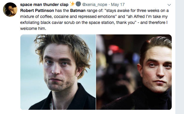 Robert Pattinson as the New Batman Has Spawned a Whole ...