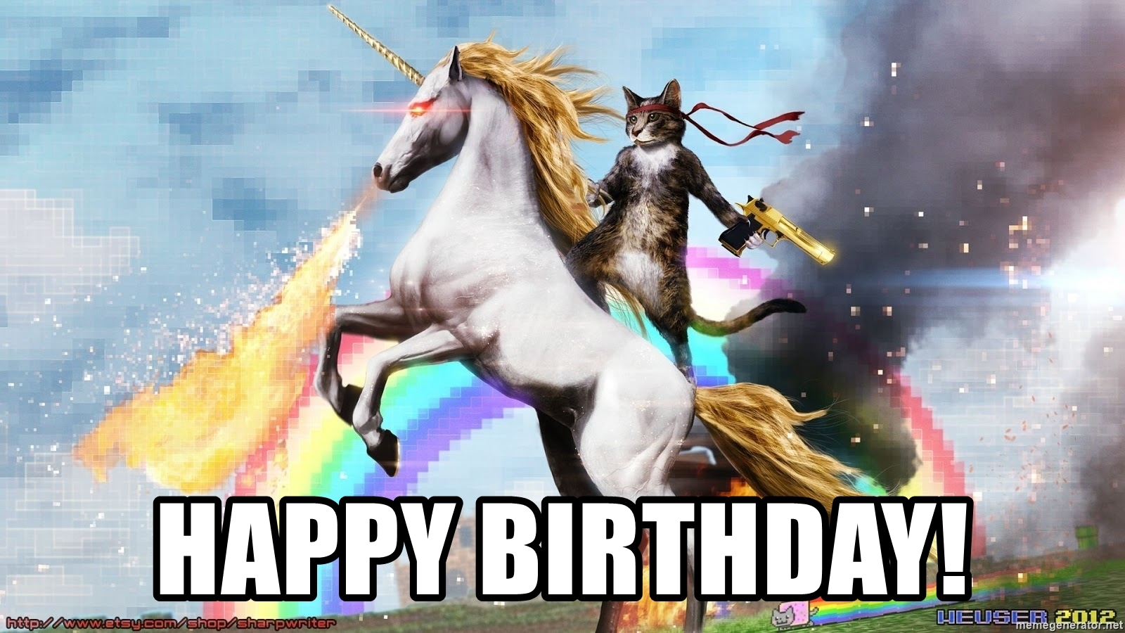 53 Hilarious Happy Birthday Memes for 2020 - Funny Gallery