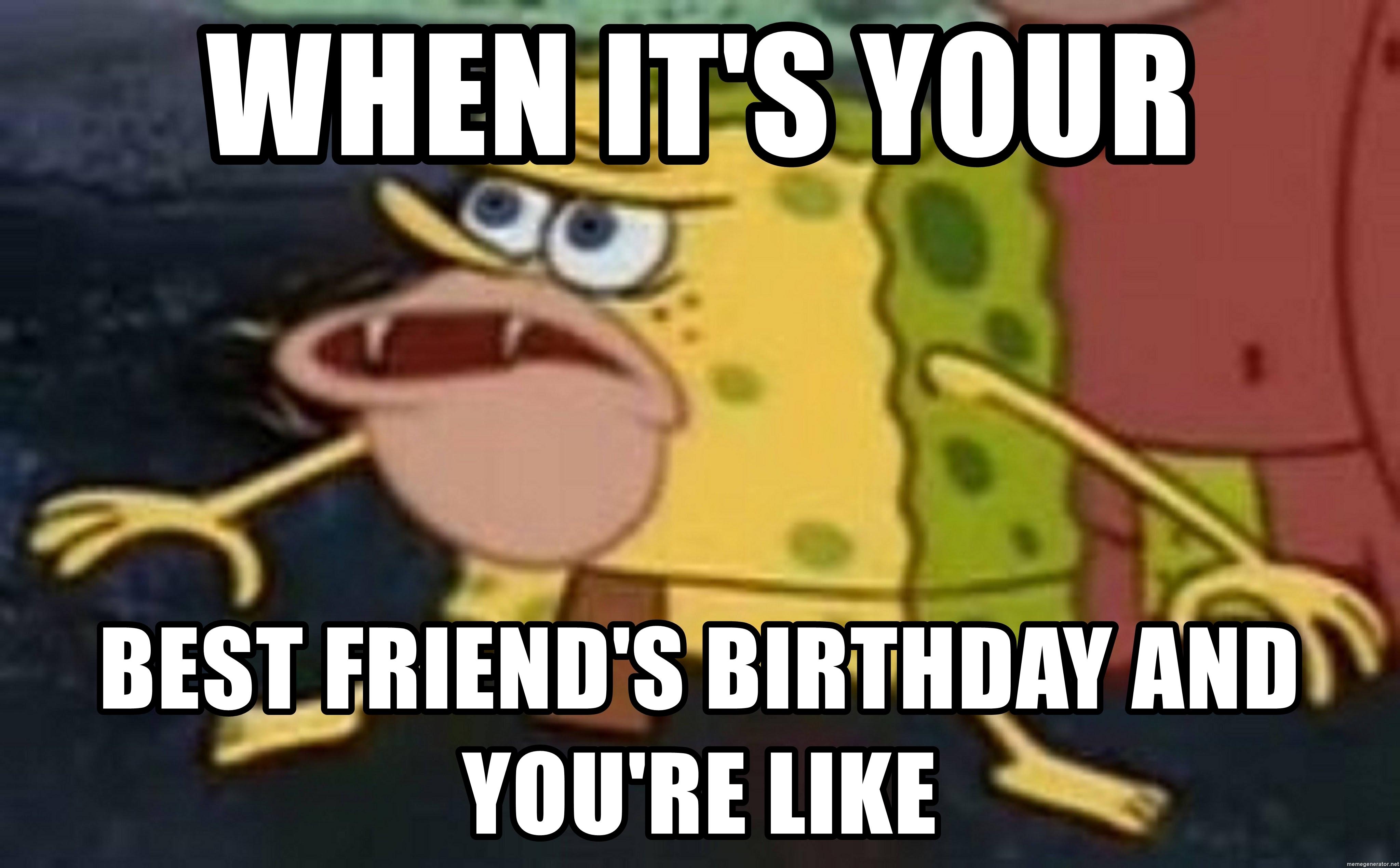 13 Perfect SpongeBob SquarePants Birthday Memes And GIFs