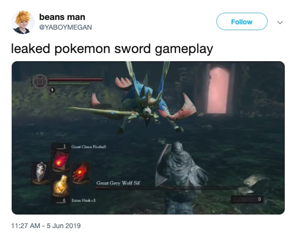 'Pokemon Sword And Shield' Memes For Those Who Have To