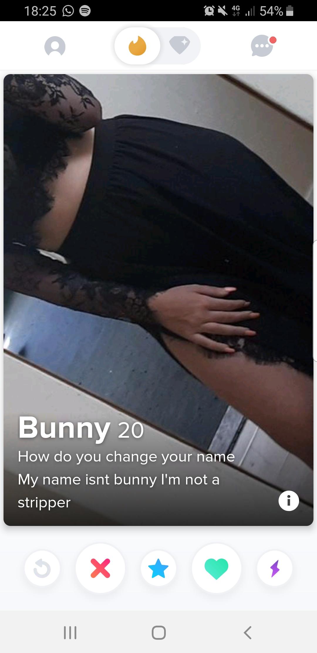 Make A Fake Tinder Profile Screenshot