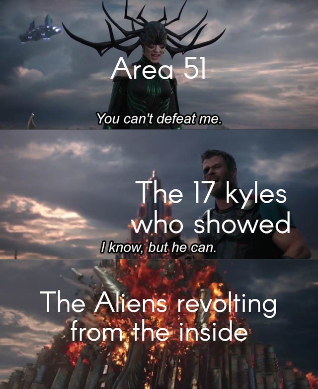 All the Best 'Storming Area 51' Memes Fresh Off the ...