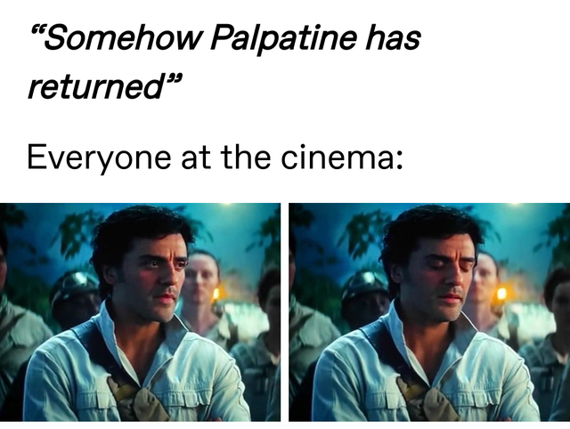 39 Salty The Rise Of Skywalker Memes For All The Haters Out