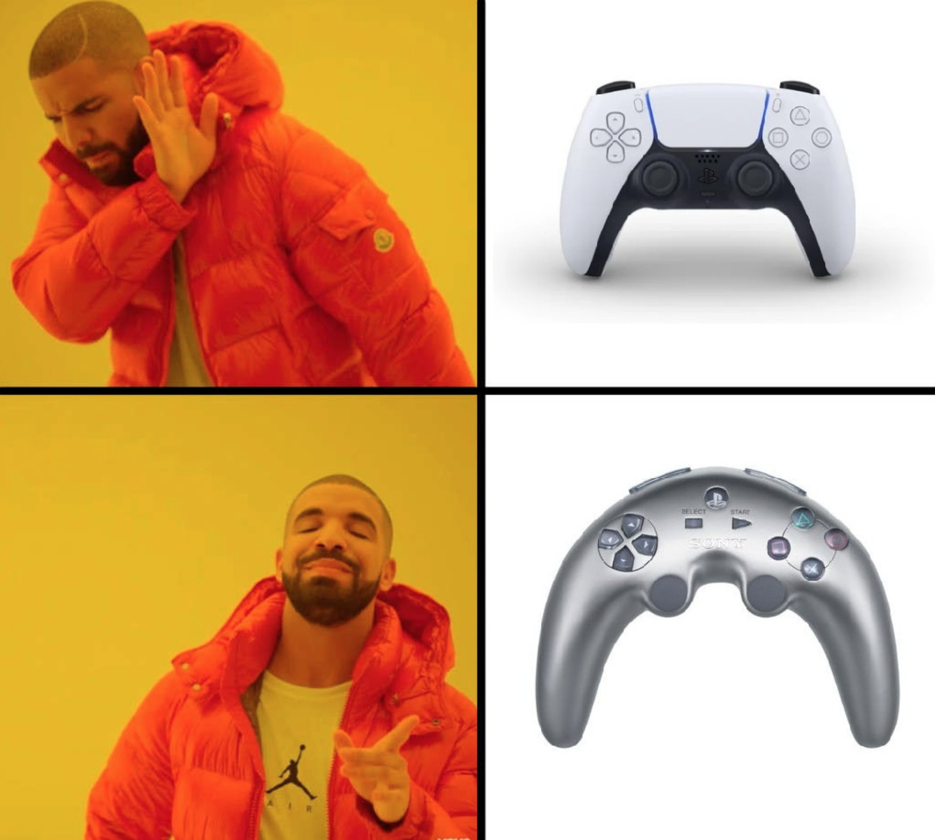 Best Playstation 5 Controller Memes From Around The Web Funny Gallery