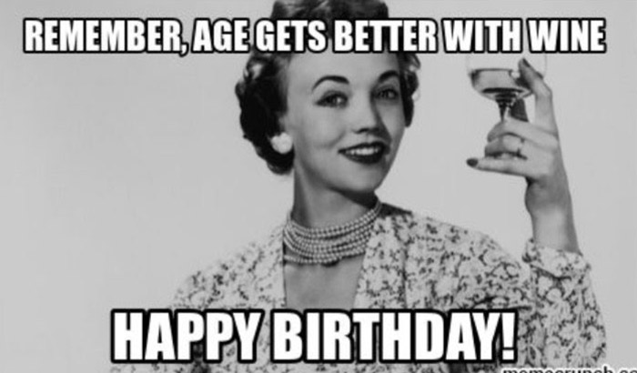 20 Funny Happy Birthday Memes For Her Funny Gallery