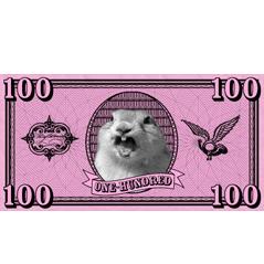 $100 Prepaid Visa