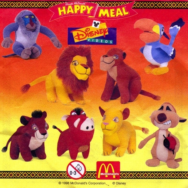 Happy Meal Toys From The 80s and 90s - Pop Culture Gallery