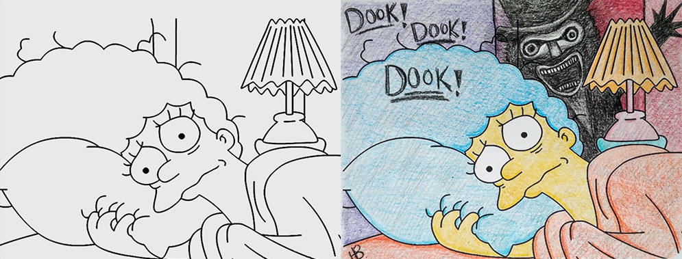 23 Examples Of Adults F Cking Up Coloring Books Gallery