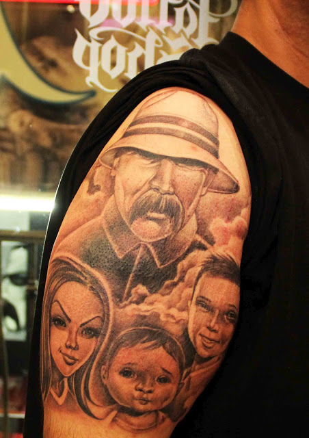 Gangster Tattoos - Gallery | eBaum's World