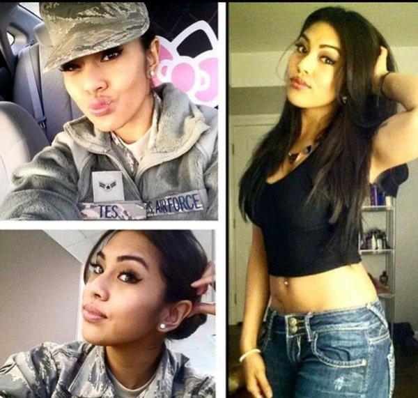 40 Sexy Us Military Ladies - Ftw Gallery  Ebaums World-5625