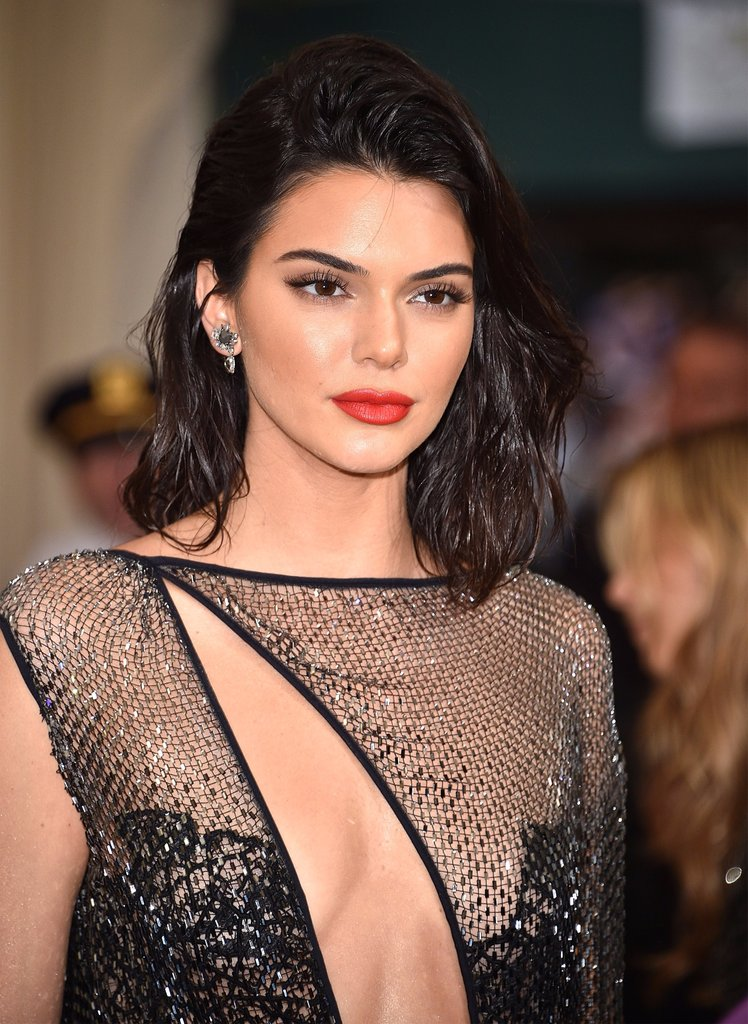 Kendall Jenner Wore Almost Nothing To Met Gala 2017 Wtf Gallery