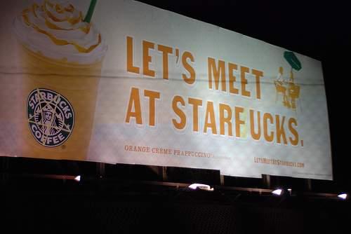 Starbucks Picture Ebaum S World