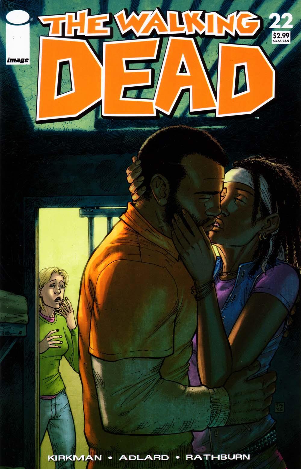 The Walking Dead Issue 91 Pdf