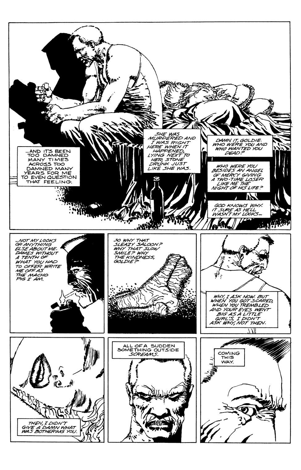 Sin City Comics Pdf