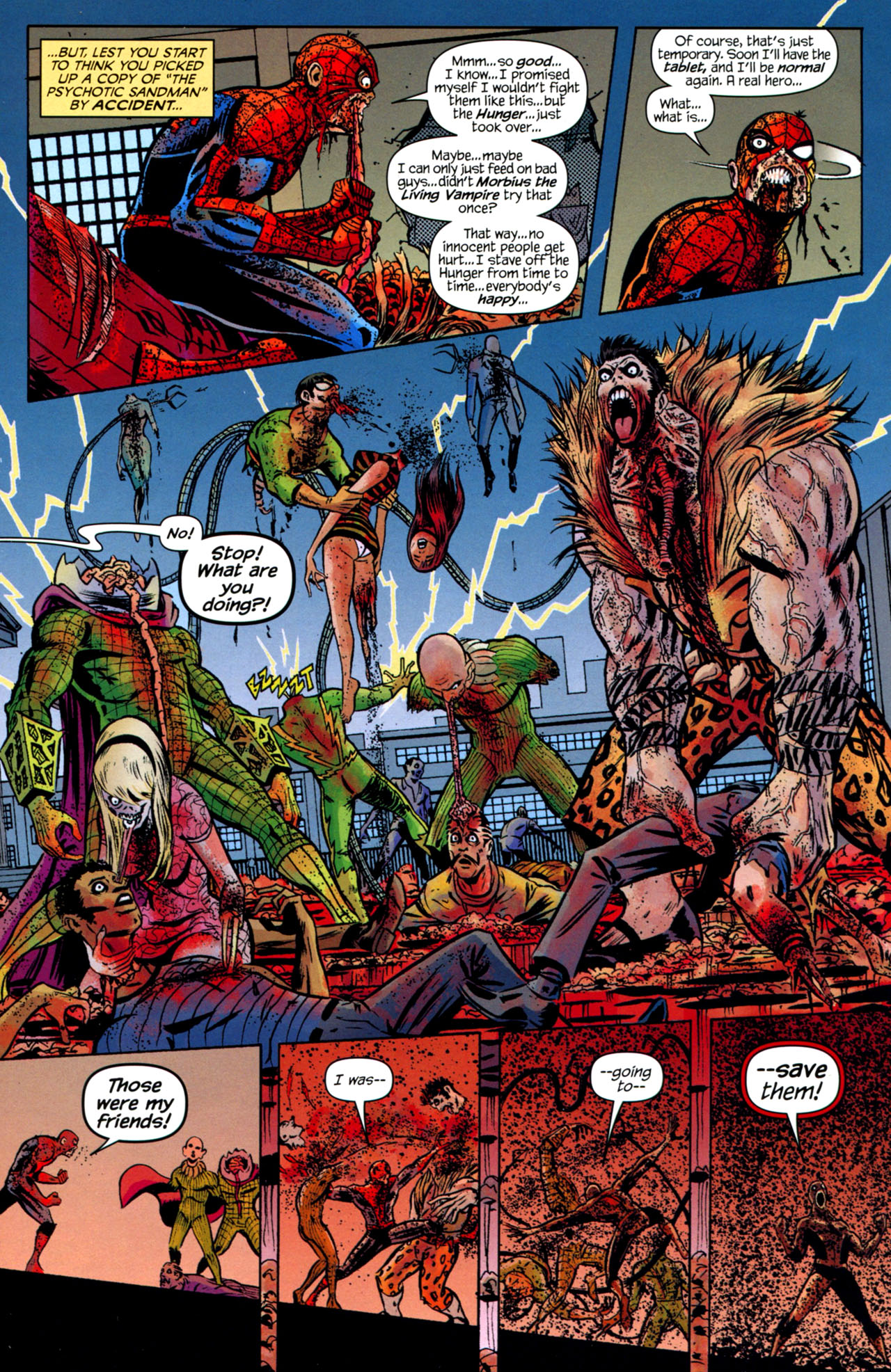 Marvel Zombies The Return 01 Of 05 Gallery Ebaum S World