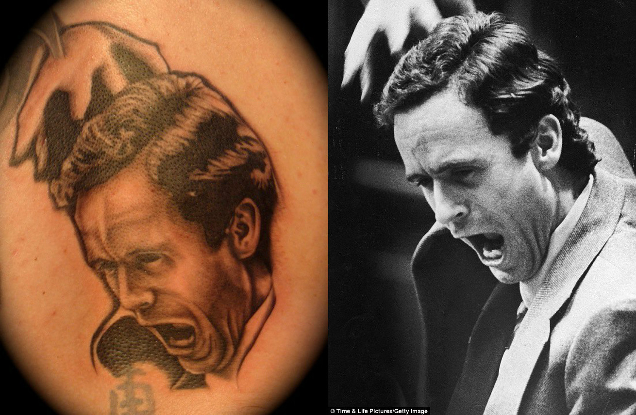 Serial Killer Tattoos - Gallery | eBaum's World