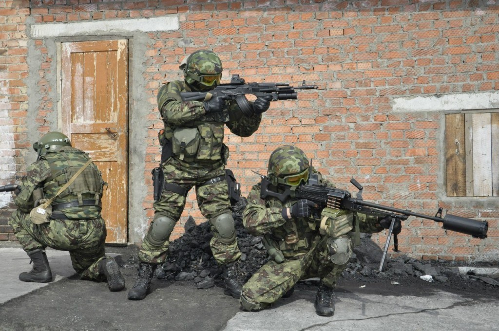 17 Terrifying Special Forces From Around The World - Gallery