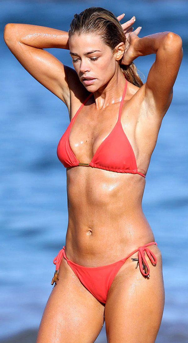 Hot bikini camel toe