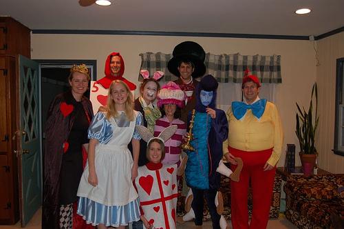 "Alice In ""Halloweenland"" - Gallery"