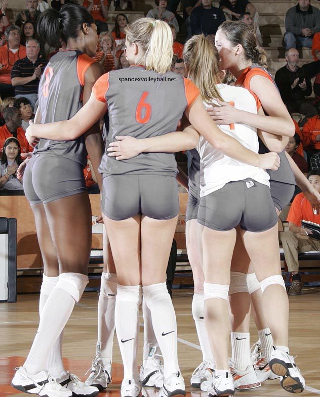 Are school's volleyball team uniforms too revealing