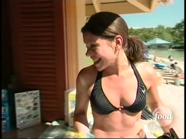 Rachael ray poses nude consider, that