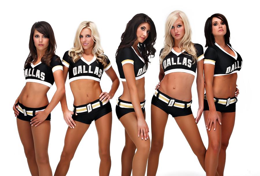 Chicas de hockey desnudas calientes
