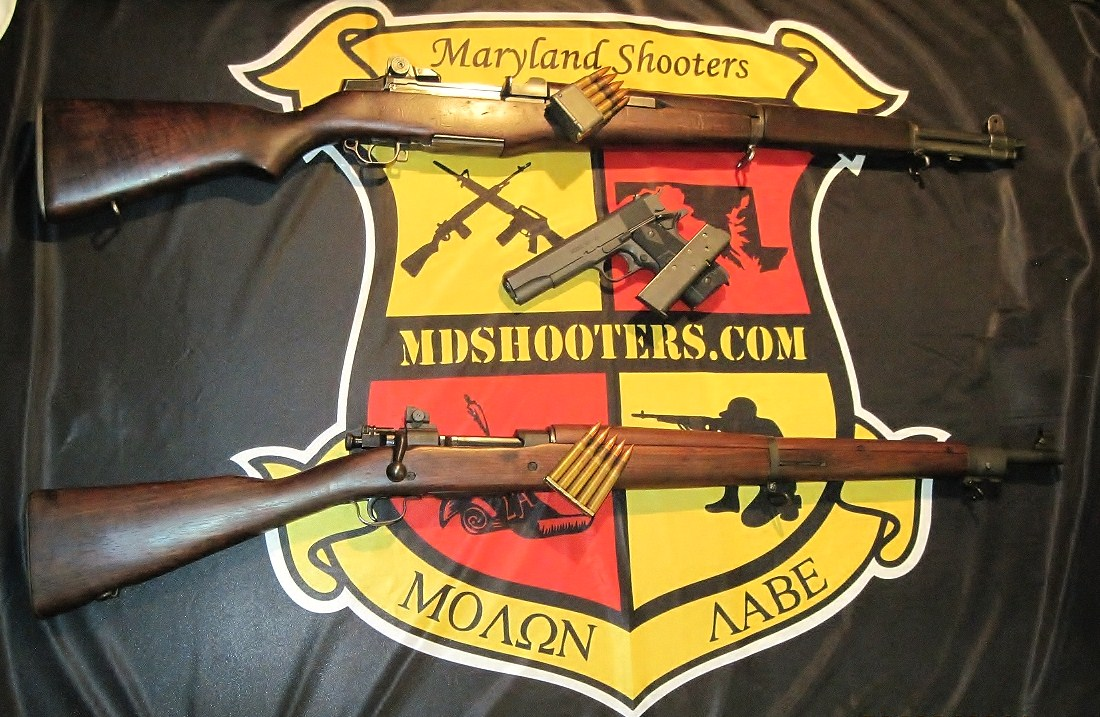 3 American WWII Guns - Picture | eBaum's World