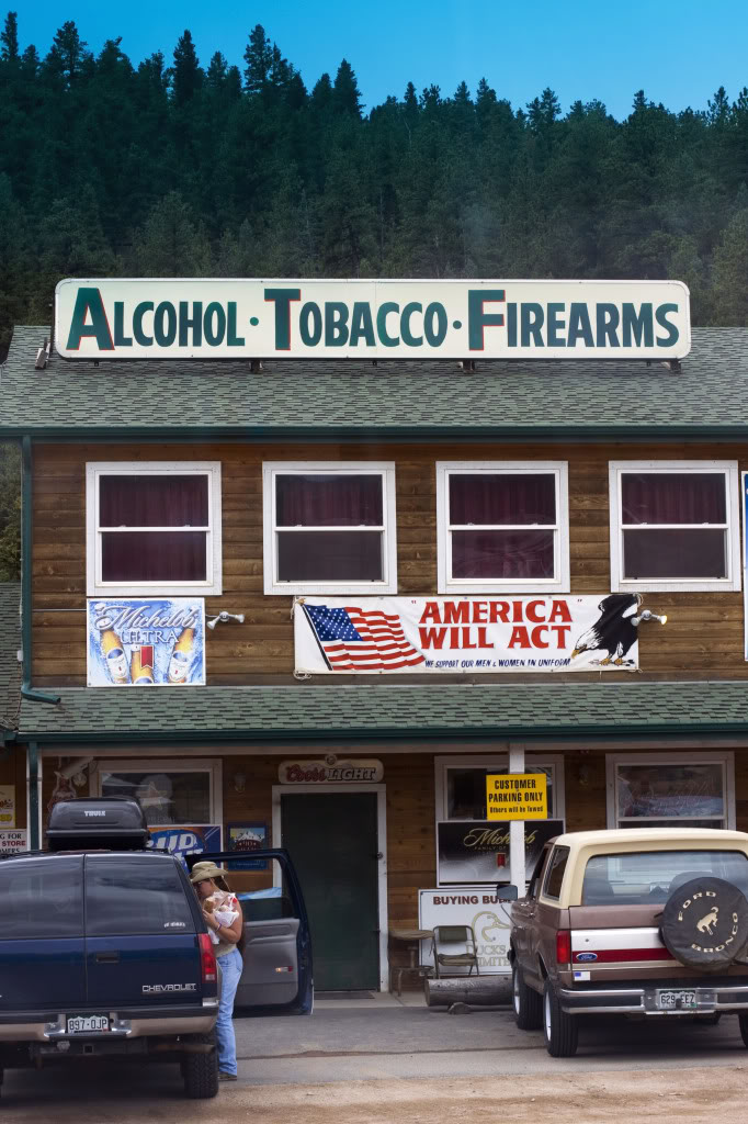 The ATF should be a convenience store and not a government agency!