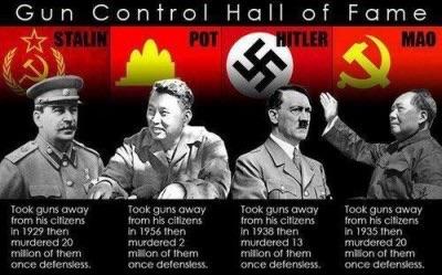 Killers love unarmed victims!
