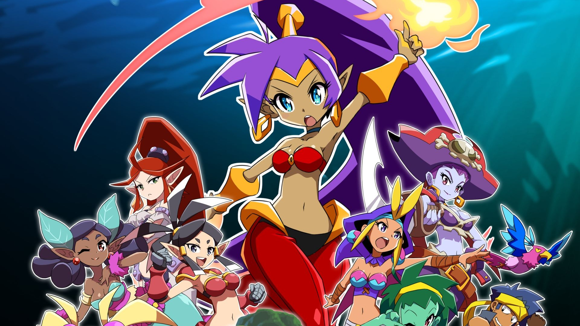 Shantae and the Seven Sirens: Review