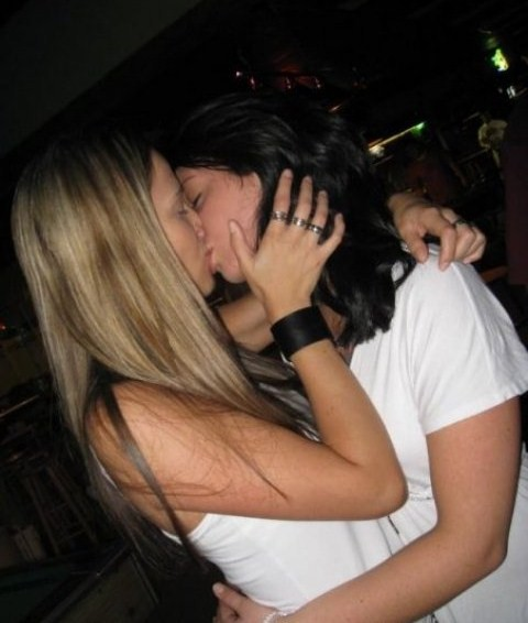 Really surprises. college girl making out